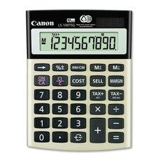 10-Digit Calculator, Dual PoWhiter