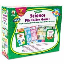 Science File Folder