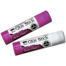 Economy Glue Stick 74oz Purple (Set of 8)
