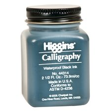 Waterproof Black Calligraphy Ink (Set of 3)