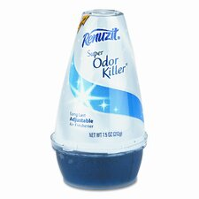 Renuzit Super Odor Killerz Air Freshener Adjustable - 7.5-oz. (Set of 3)