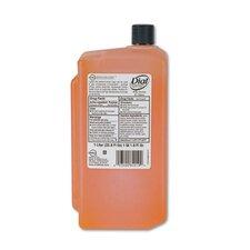 Gold Antimicrobial Soap Bottle - 1 Liter