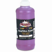 Prang Ready-To-Use Tempera Paint, 16 Oz (Set of 2)