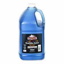 Ready-to-Use Tempera Paint, Violet, One Gallon