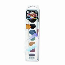 Prang Washable Watercolors (Set of 24)