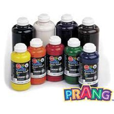 Prang Washable Finger Paint 16 Oz Black