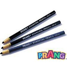 Peel Off Charcoal Pencil Pk Of 12
