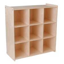 Storage 9 Compartment Cubby