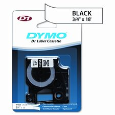 16956 D1 Permanent High-Performance Polyester Label Tape, 3/4In X 18Ft