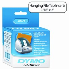 Hanging File Folder Tab Inserts, 260/Box