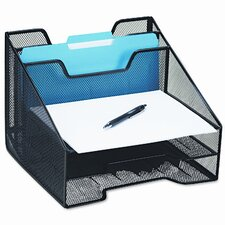 Rolodex Combination Sorter, 5 Sections, Mesh