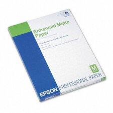 S041341 Ultra Premium Matte Presentation Paper, 8-1/2 X 11, 50/Pack