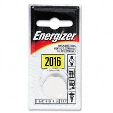 Watch/Electronic/Specialty Battery, 2016, 3 Volt (Set of 3)