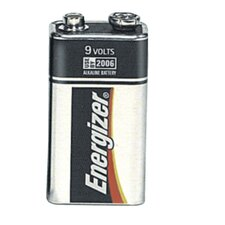 MAX 9V Alkaline Batteries