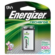 9 Volt ACCU Rechargeable High Energy Battery