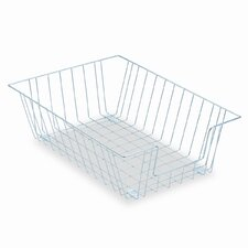 Workstation Legal Size Desk Tray Organizer, Single-Tier, Wire
