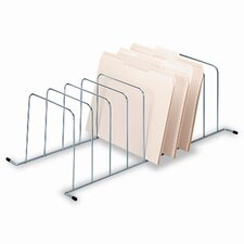 Desktop/Drawer Organizer, Nine Sections, Wire