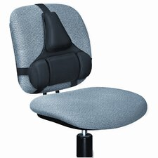 Professional Series Back Support, Memory Foam Cushion