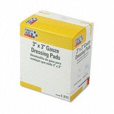 Gauze Dressing Pads, 10/Box (Set of 2)