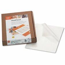 Swingline Heatseal Laminating Pouches, 3 Mil, 100/Box
