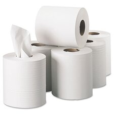 Preference Center-Pull Perforated 2-Ply Paper Towels - 520 Sheets per Roll / 6 Roll per Carton