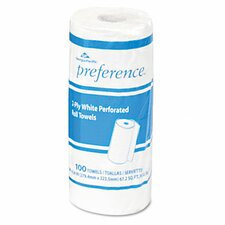 Preference Perforated 2-Ply Paper Towel - 100 Sheets per Roll (Set of 4)