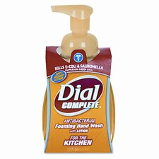 Dial® Complete® Foaming Hand Wash - 7.5- oz. (Set of 2)