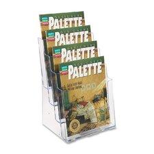 4 Pocket Literature Holder