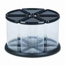 6 Canister Carousel Organizer