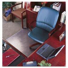 UltraMat Plush Pile Carpet Beveled Edge Chair Mat