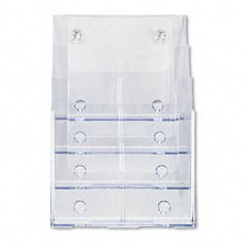 4 Pocket Multi Compartment Docuholder