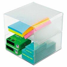 Desk Cube, Divided