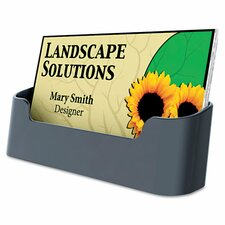 Recycled Business Card Holder, Holds 50 (Set of 5)