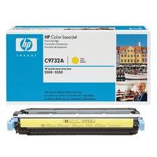 C9732A OEM Toner Cartridge, 12000 Page Yield, Yellow