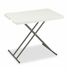 """Iceberg Indestruc-Tables Too™ 1200 Series Personal 25"""" Rectangular Folding Table"""