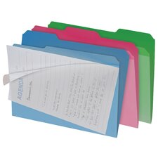 Find It Clearview Interior File Folder (6 Pack) (Set of 3)