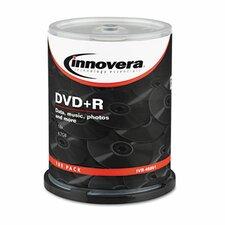 DVD+R Disc, 100/Pack