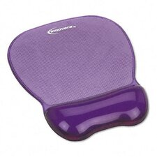 Innovera® Gel Wrist Support Mouse Pads