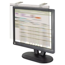 """LCD Protect Acrylic Monitor Filter with Privacy Screen,17"""" Monitor"""