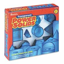 12 Piece Power Solids  Set