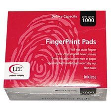 Inkless Fingerprint Pad