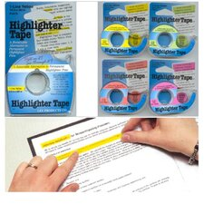 Removable Highlighter Tape 1 Roll