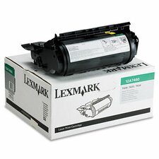 12A7460 Toner Cartridge, 5000 Page-Yield