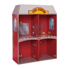 Adventure Fire Station Dollhouse