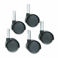 Duet Twin Wheels (Set of 5)