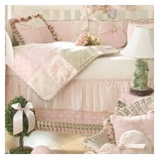 Isabella 4 Piece Crib Bedding Set