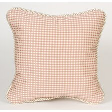 Madison Check Throw Pillow
