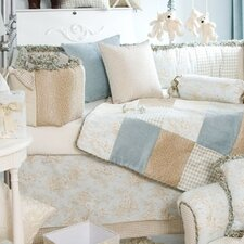 Central Park 4 Piece Crib Bedding Set