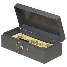 Steelmaster Cash Box with Lock