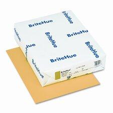 Brite-Hue Color Copy/Laser/Inkjet Paper, Ultra Lime, 24lb, Letter, 500 Sheets